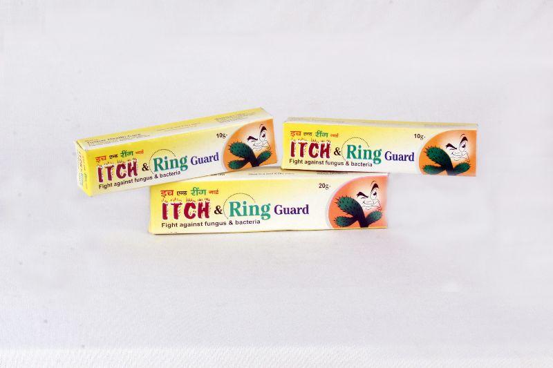 Itch & Ring Guard Cream 03