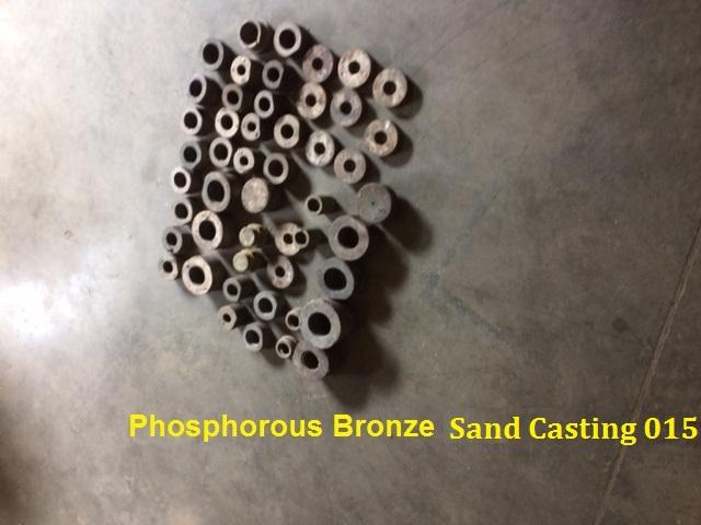 Phosphor Bronze sand Casting