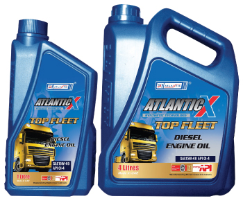Atlantic Super Top Fleet Engine Oil
