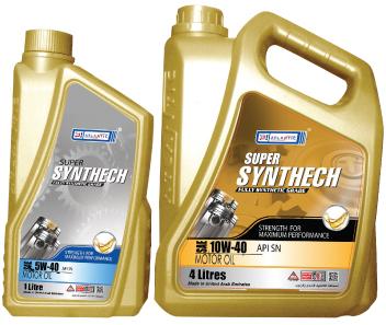 Atlantic 10w40 Synthetic Engine Oil