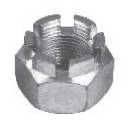 01036 Slotted Nut