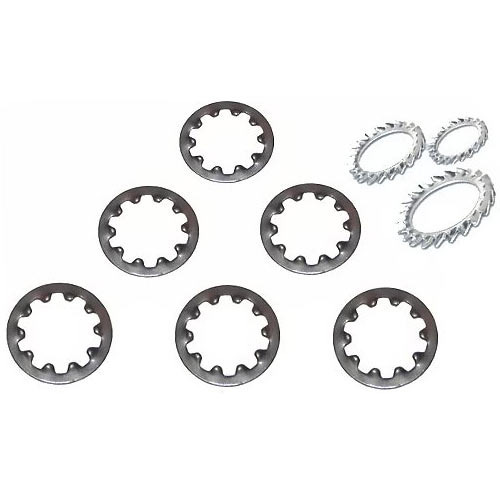 Overlapping Washers
