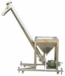 Vertical Screw Conveyor 01