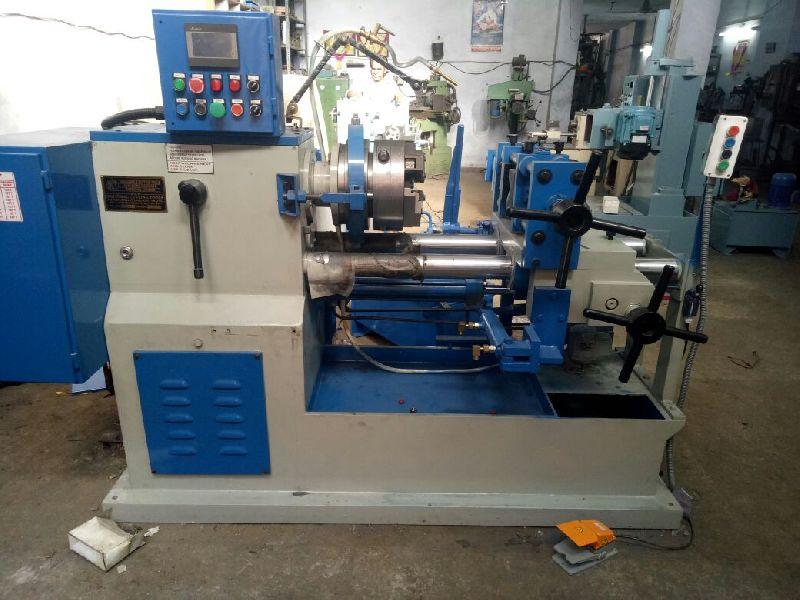 Rebar Thread Cutting Machine