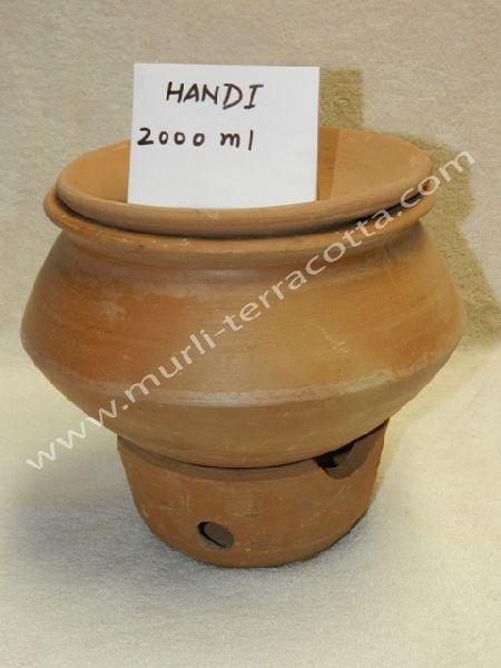 Terracotta Briyani Handi with Stand 01