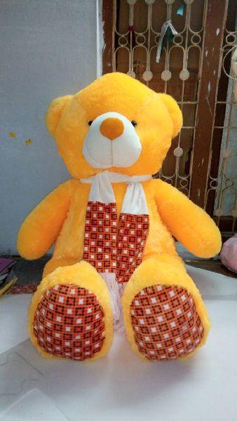1.65 Feet Yellow Teddy Bear