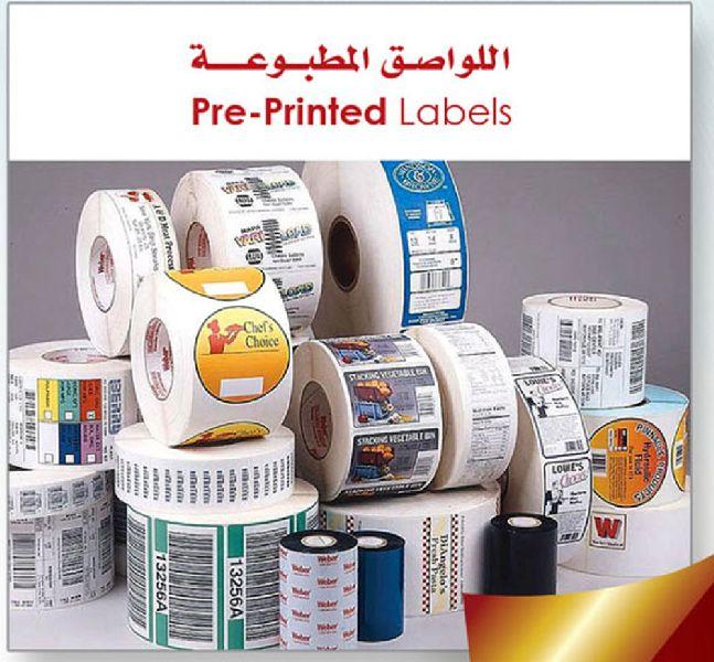 Barcode Label 03