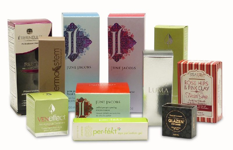 Cosmetic Box Printing 01