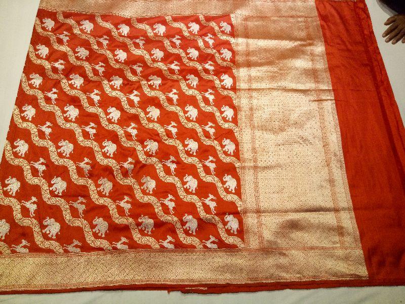 Banarasi Katan Silk Saree 01