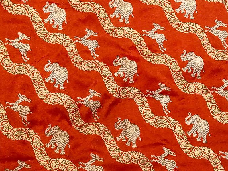 Banarasi Katan Silk Saree 02