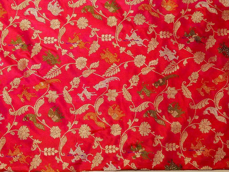 Banarasi Katan Silk Saree 05