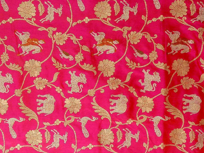 Banarasi Katan Silk Saree 07