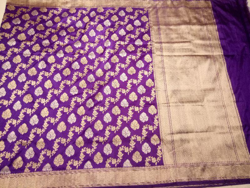 Banarasi Katan Silk Saree 08