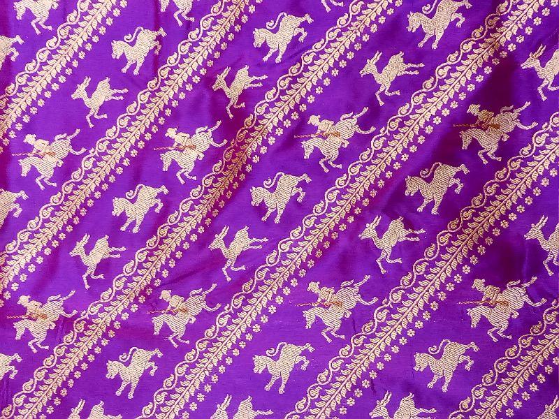 Banarasi Katan Silk Saree 11