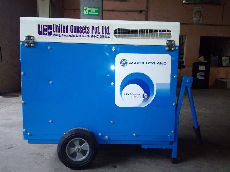 5 KVA Portable Diesel Genset