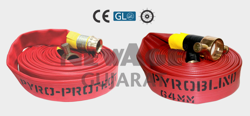 Marine Approved Fire Hose