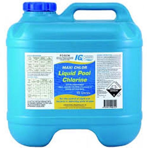 Liquid Chlorine 02
