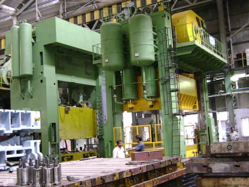 Plant & Machinery Erection Commissioning Services