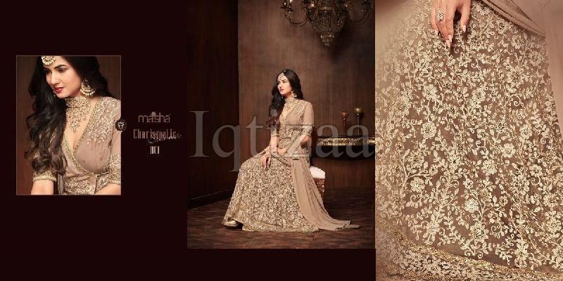 Net Heavy Anarkali Dress 03