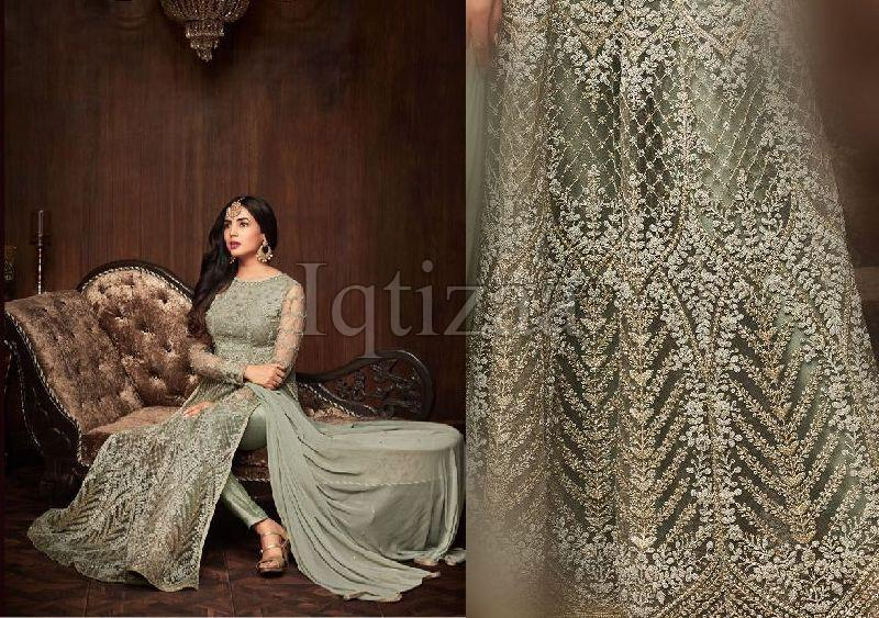 Net Heavy Anarkali Dress 05