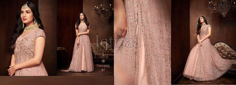 Net Heavy Anarkali Dress 06
