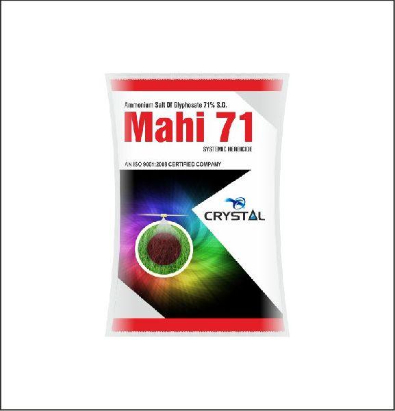 Mahi 71 Systemic Herbicide