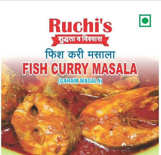 Fish Curry Masala