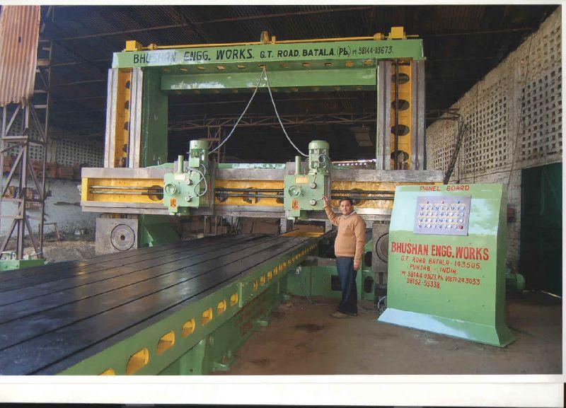 Double Column Plano Milling Machine