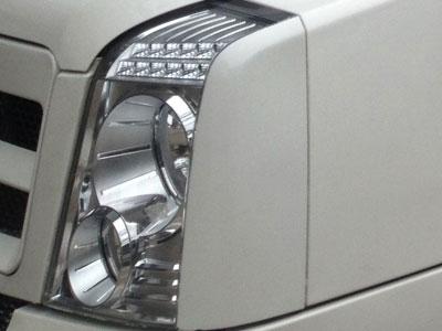 Tempo Traveller Front Headlight