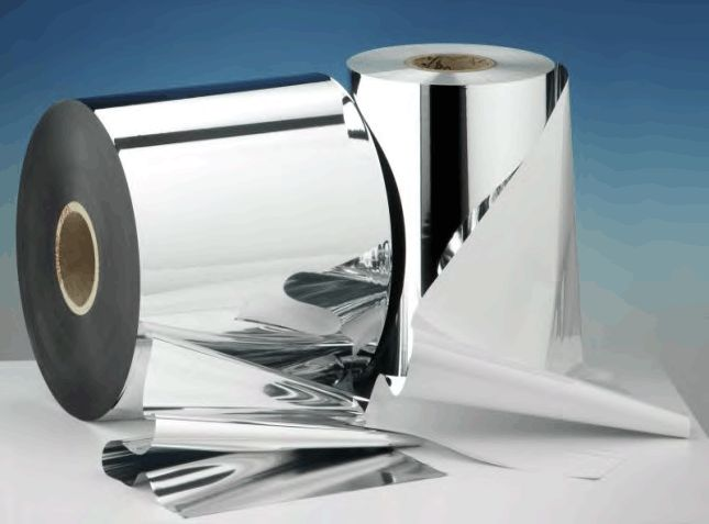 Metallised Polyester Film