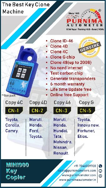CN900 Mini Transponder Programmer