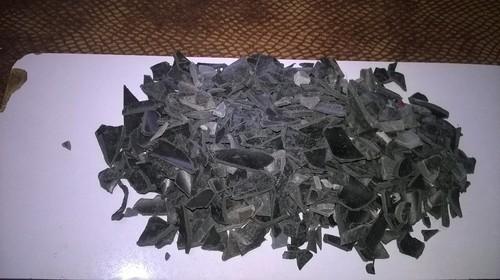 PP Black Regrind Scrap