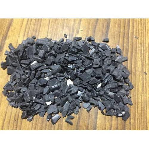 PP Glass Filled Black Regrind Scrap