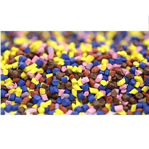 PP Mix Color Granules