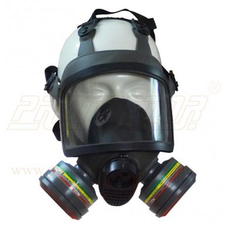 Mask V-668 DF with V-7800 multi gas filter