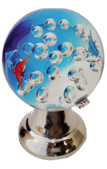 Glass Railing Ball