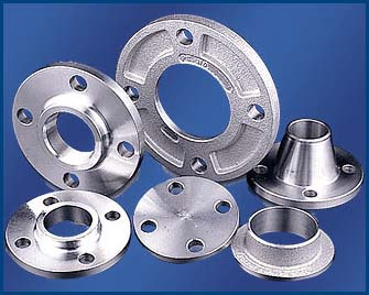 Stainless Steel Flange 02