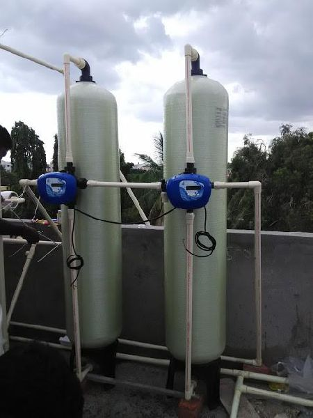 1000LPH Fully Automatic Drinking Water RO Plant