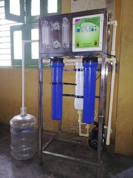Compact School RO Plant