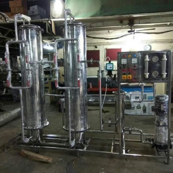 ISI Standard Packaged Drinking Water RO Plant