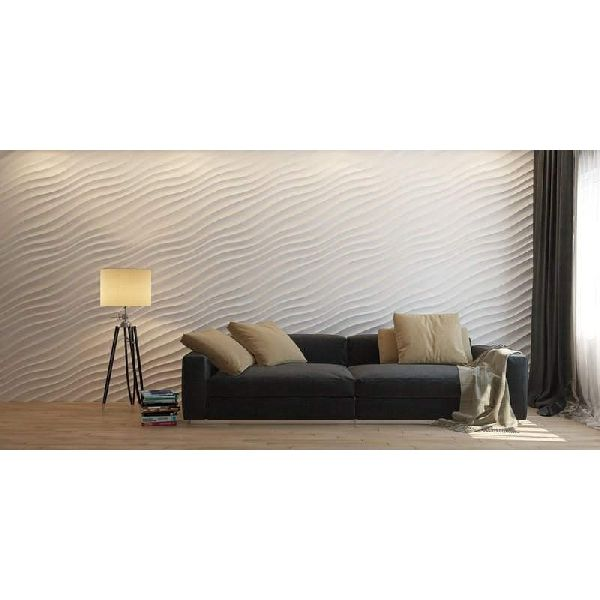 Nishwanth 3D Gypsum Wall Panels