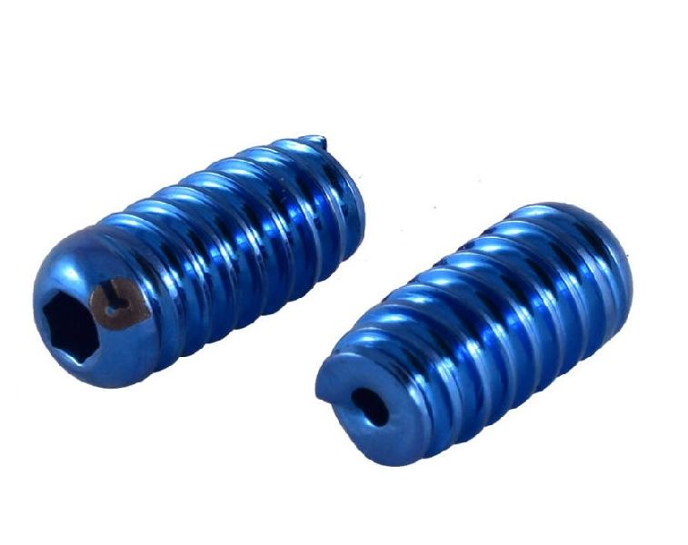 Titanium Cannulated Interference Screw