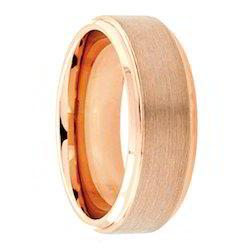 Tungsten Bio Magnetic Ring