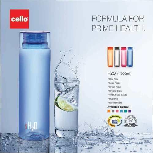 Cello H2o Bottle