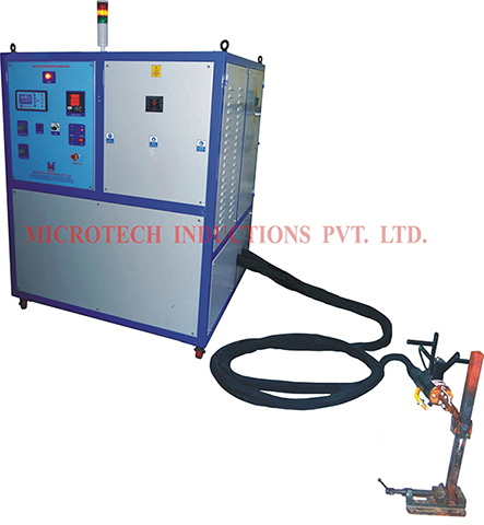 Induction Brazing Machine with HHT 03