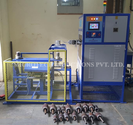 Shrink Fitting Machine 03