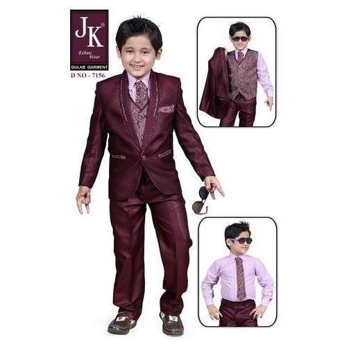 Modern Kids Coat Suits