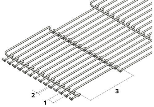 Metal Wire Mesh 01