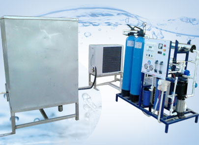 250 Lph RO Plant With Stainless Steel Water Tank