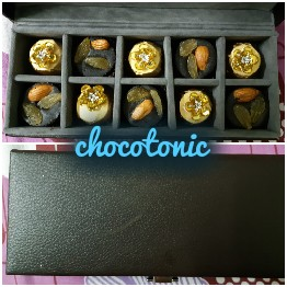 Almond Chocolates